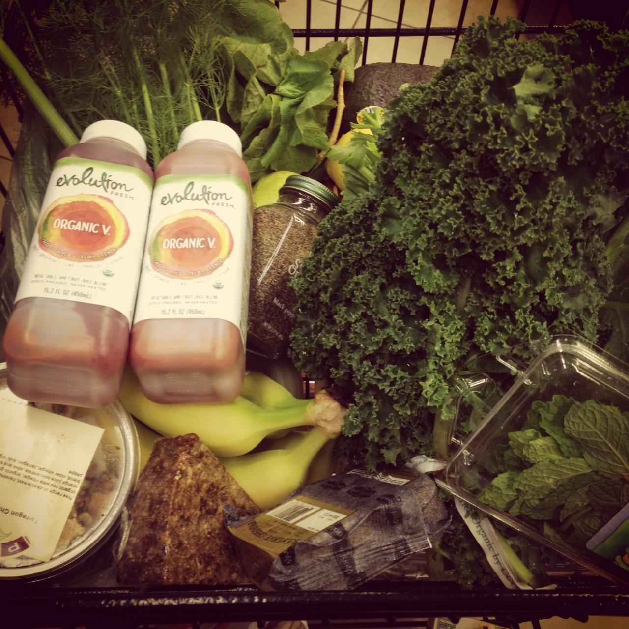 groceries @ pcc
