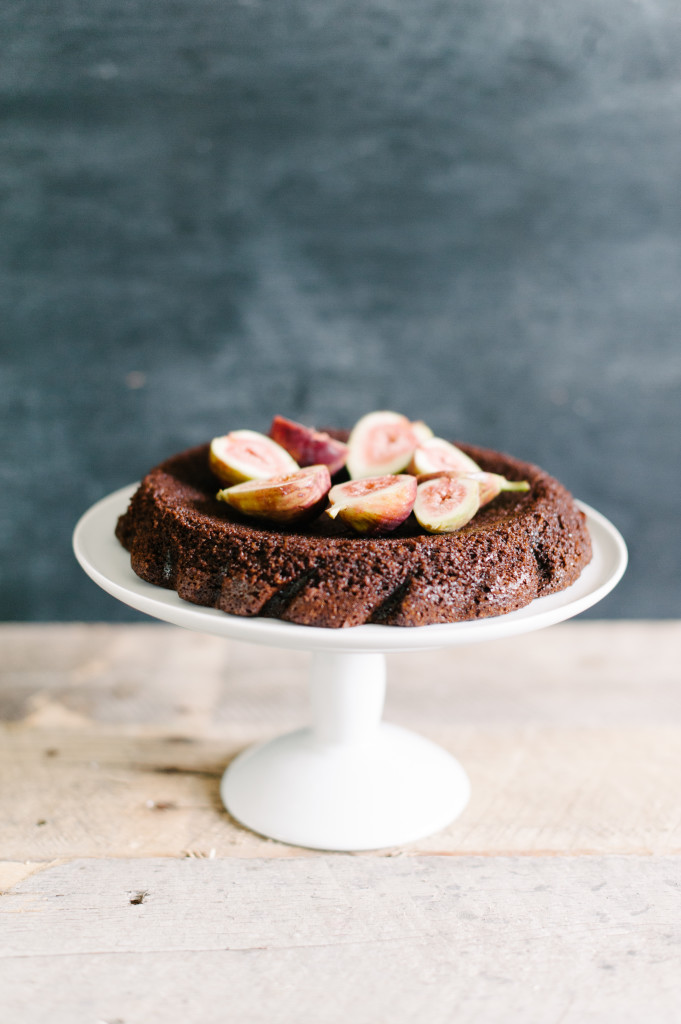 Molten Chocolate Olive Oil Cake. Gluten free and dairy free too and SO amazing! From the Simply Real Health Cookbook and @simplyrealhealth