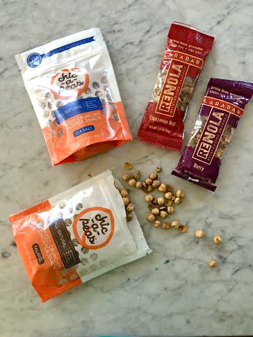 Best Prepackaged Healthy Snacks from Simply Real Health