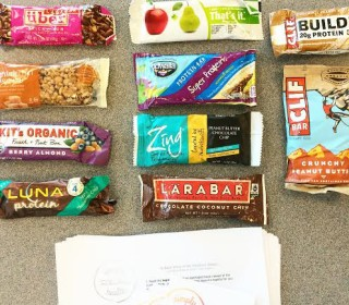 The Bar Game. Test Yourself. Are these really healthy?