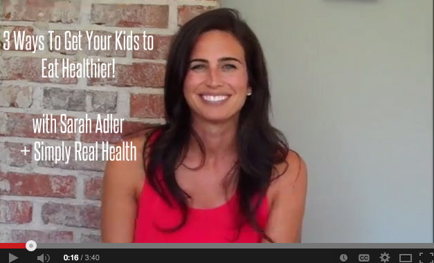 How To Get Your Kids To Eat Healthier! VIDEO POST