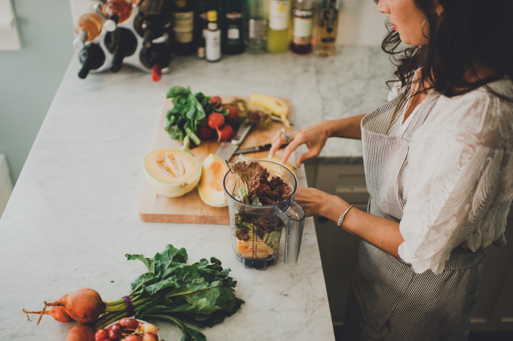 The # 1 Myth About Healthy Cooking via simply realhealth