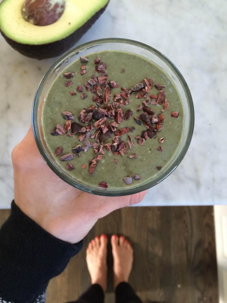 Why It Matters // Power Up Green Smoothie via www.simplyrealhealth.com