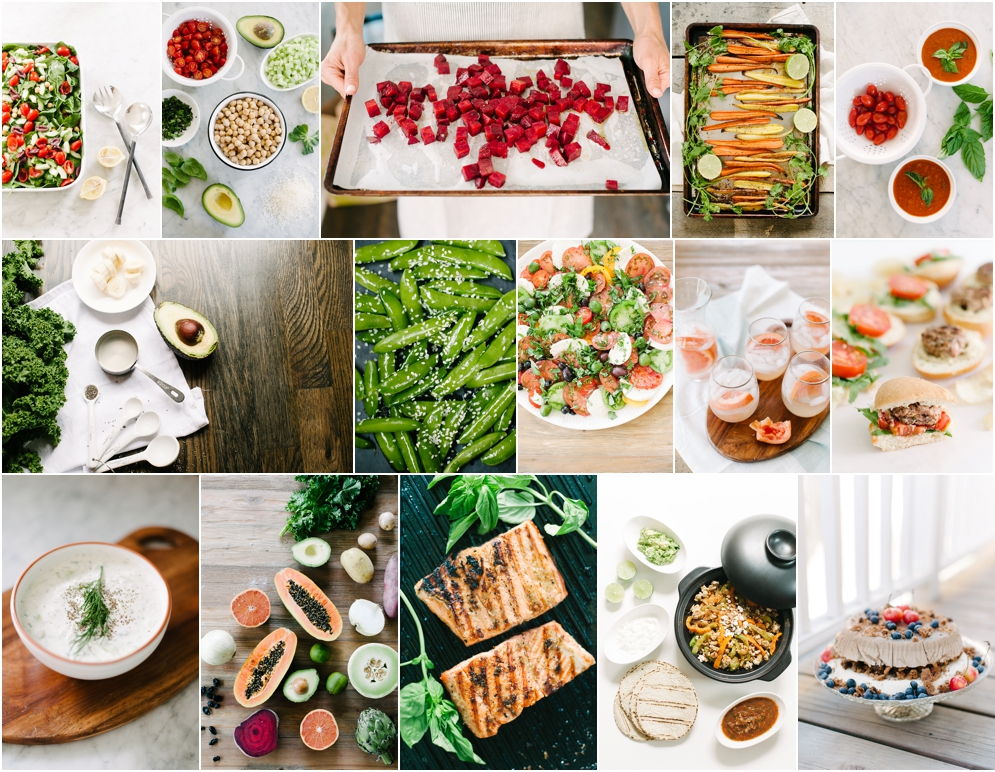 How to make a cookbook // behind the scenes of The Simply Real Health Cookbook