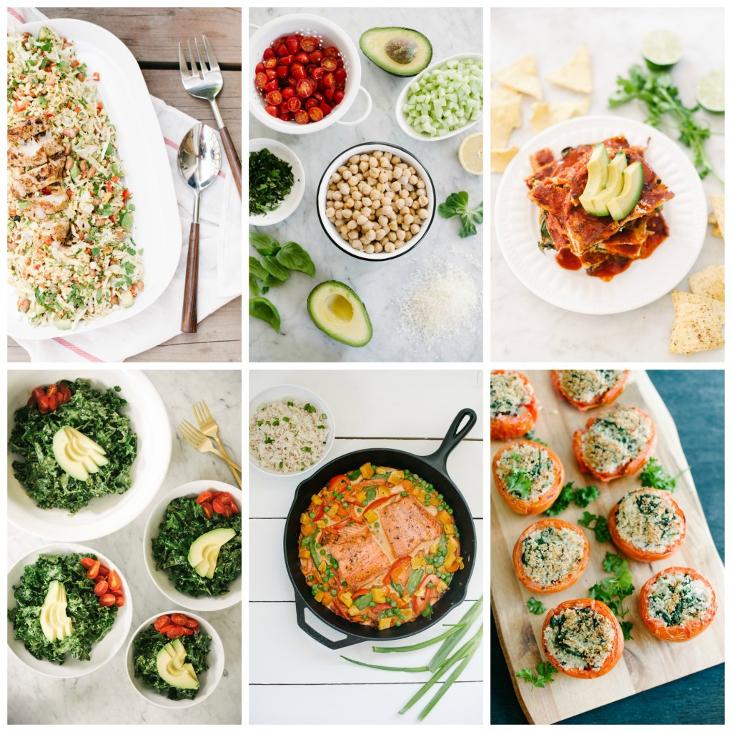 Top Recipes of 2015! A Simply Real Health Roundup // via @simplyrealhealth 3#glutenfree #healthyfood #cleaneating #realfood