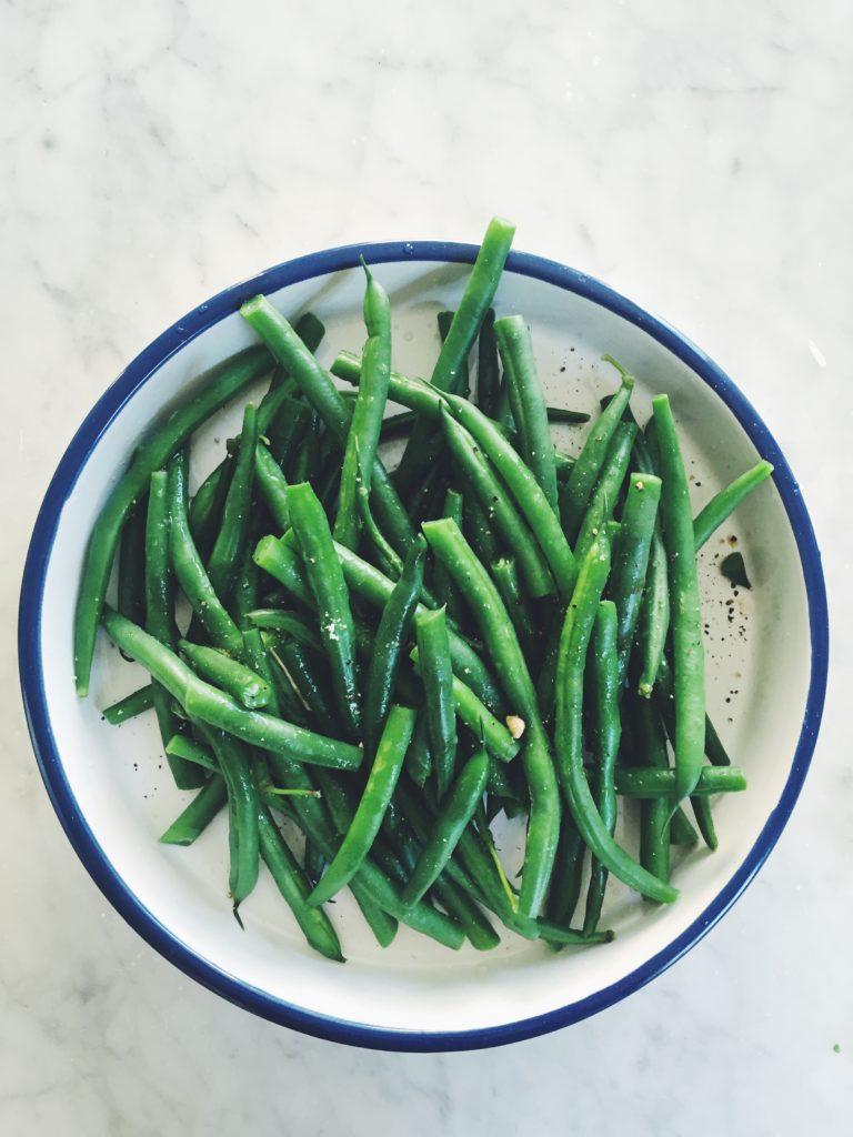 The Green Bean Dream (BBQ Side Dish) via @simplyrealhealth
