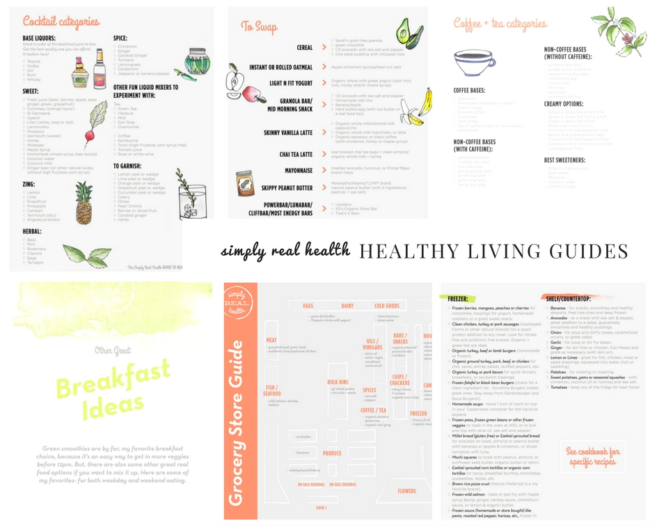 Simply Real Health Food Academy via @simplyrealhealth