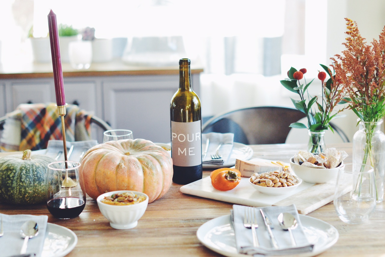 How to Not Blow It on Thanksgiving: 5 Ways. A little advice from @simplyrealhealth on a happier, healthier holiday weekend.