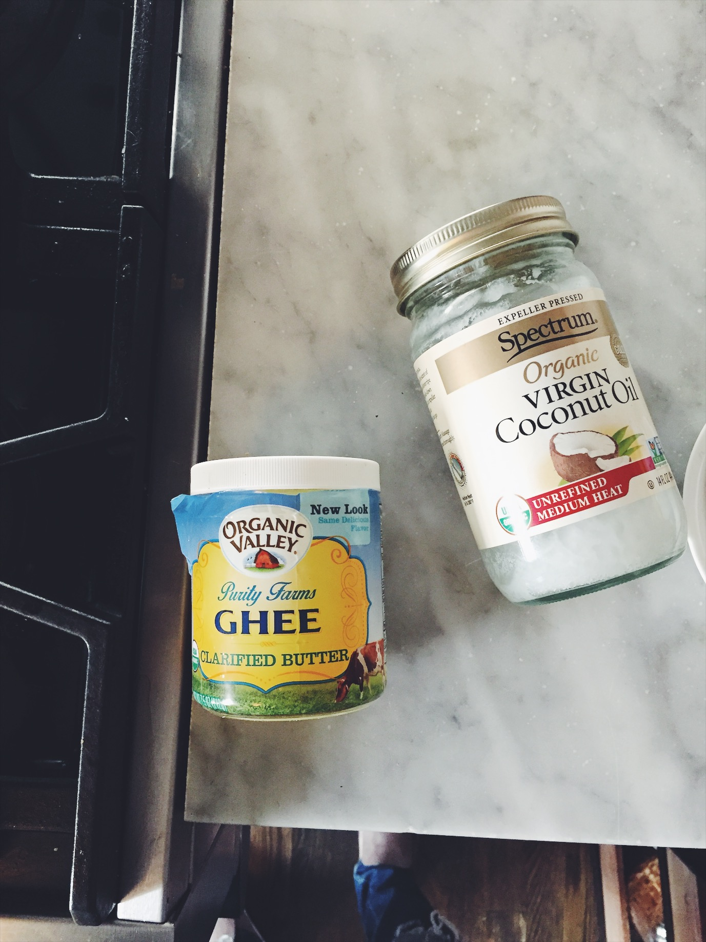 Magical coconut oil. collagen & grass-fed butter coffee (or tea). A how-to recipe post by @simplyrealhealth